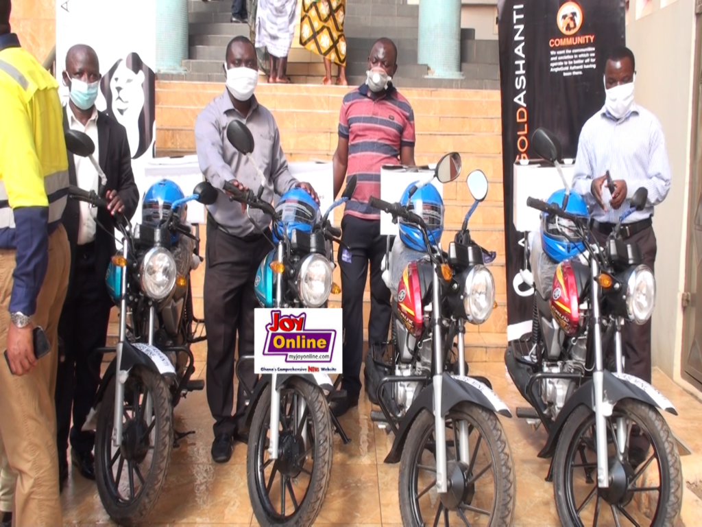 AngloGold Ashanti www.myjoyonline.com