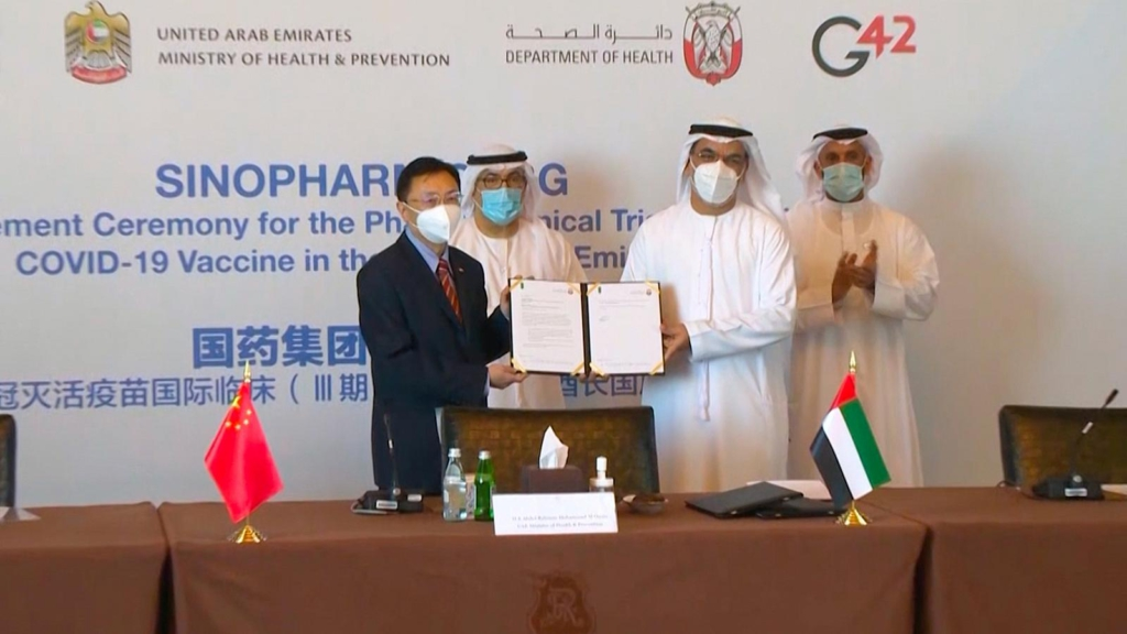 How the UAE participating in global effort to cure Covid-19