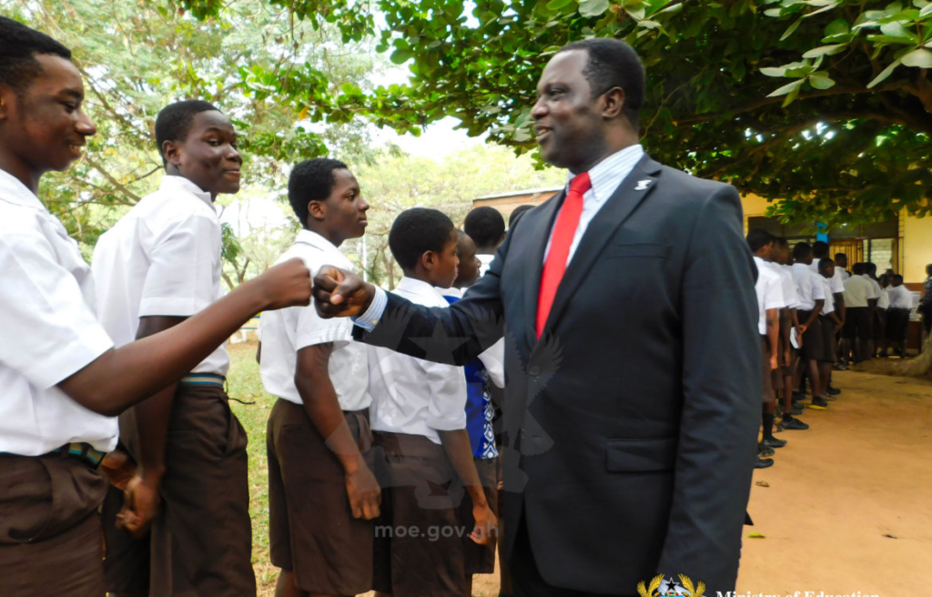 Jackson College principal applauds Akufo-Addo for nominating Yaw Adutwum as Education Minister-designate