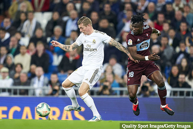 Rating the performance of the Ghanaian contingent in La Liga