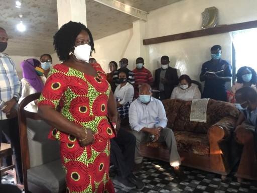 Komenda Sugar Factory will work again - Naana Opoku-Agyemang pledges