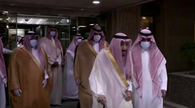 Saudi King Salman leaves hospital after gall bladder surgery