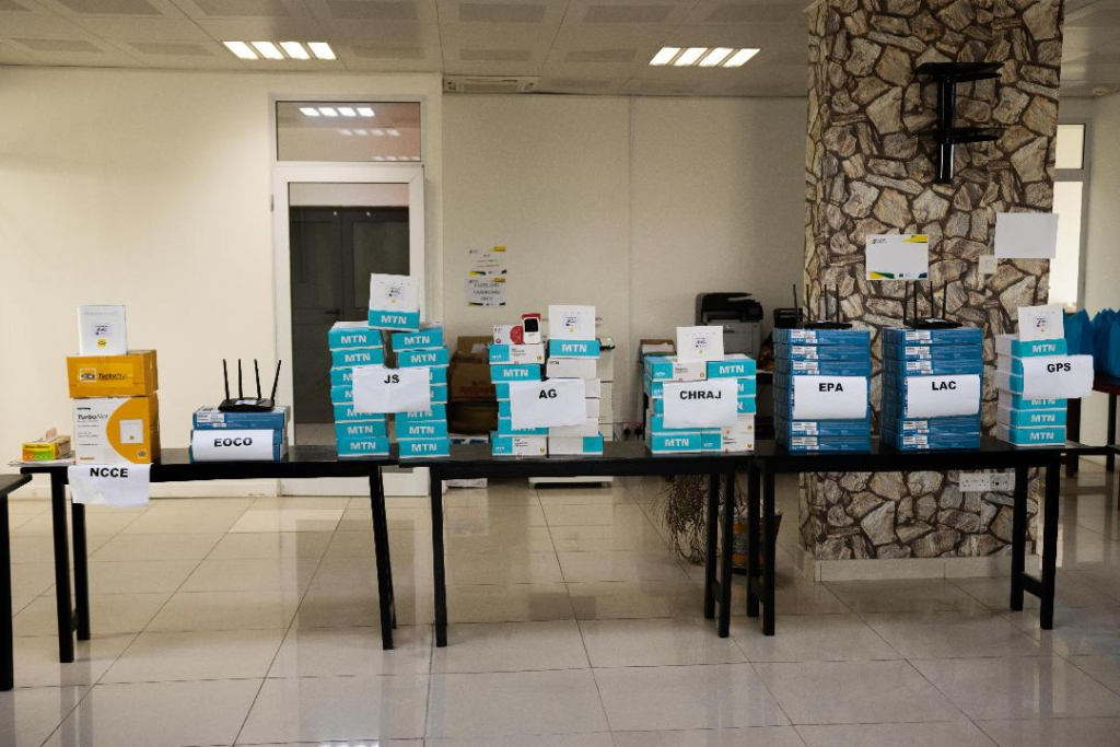 EU supports ARAP institutions with over €38,364 to improve digital work