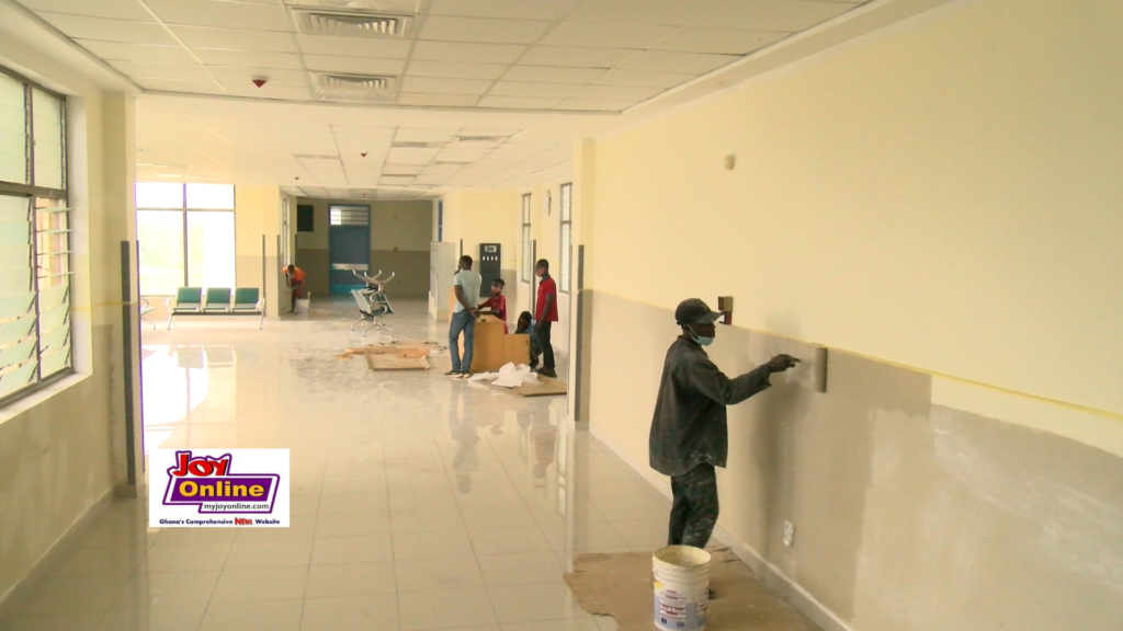 Tepa District Hospital myjoyonline.com