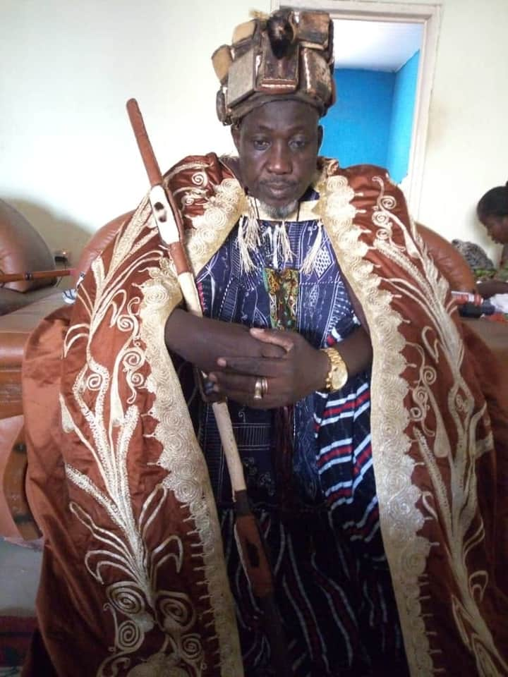 Kafaba Chief arrested over murder of 90-year-old Akua Denteh