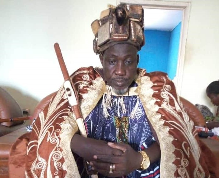 Kafaba chief