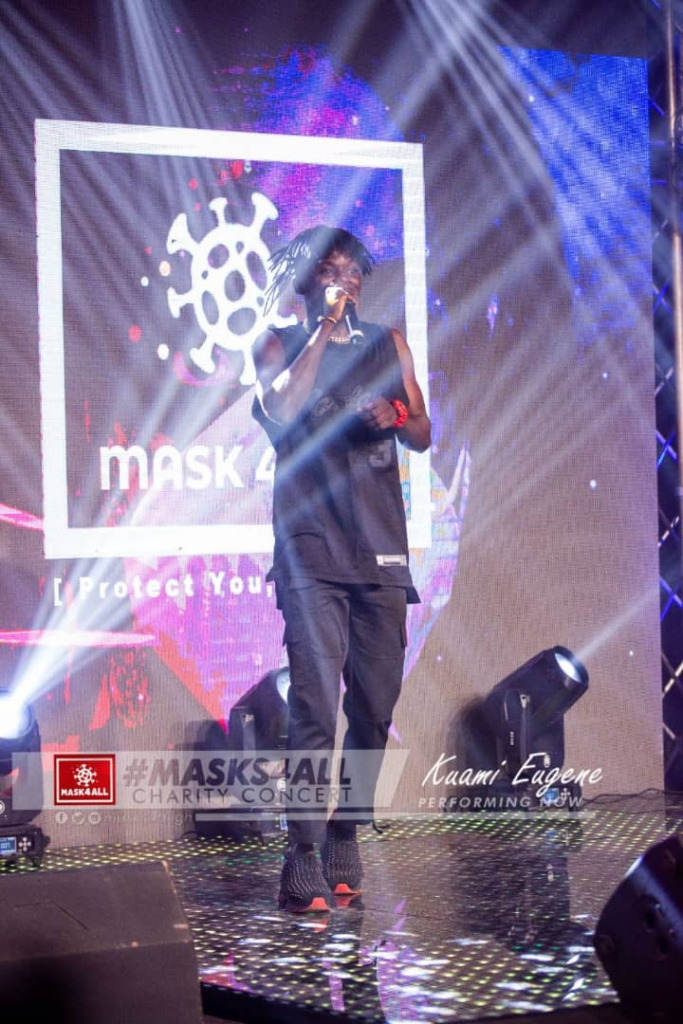 #MASKS4ALL Charity Concert to support the needy