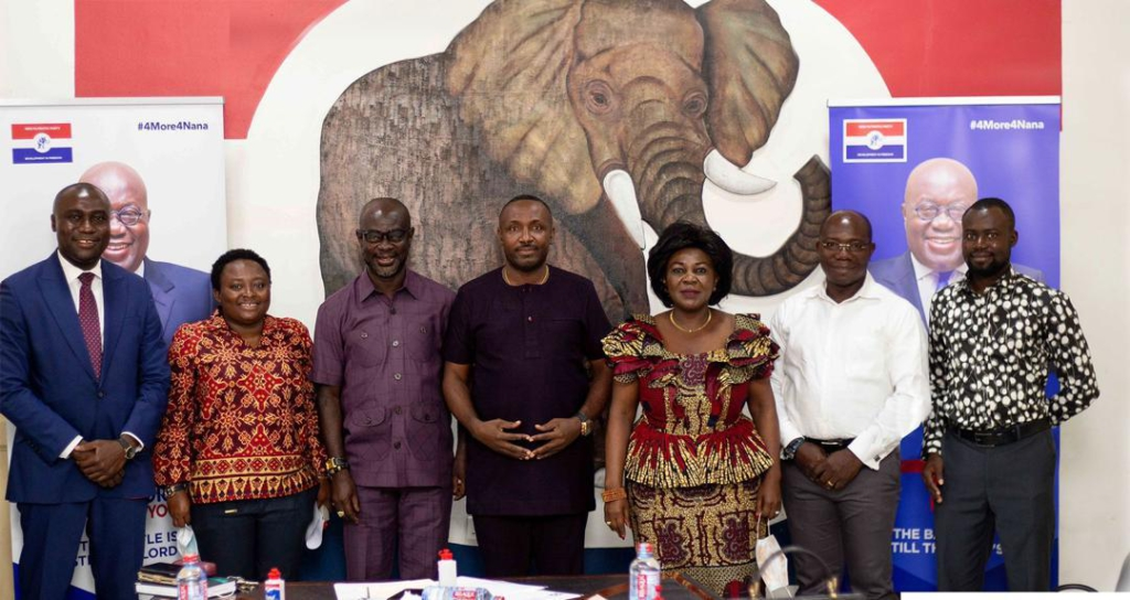 NPP inaugurates Manifesto Launch and Parliamentary Candidates Verification committees