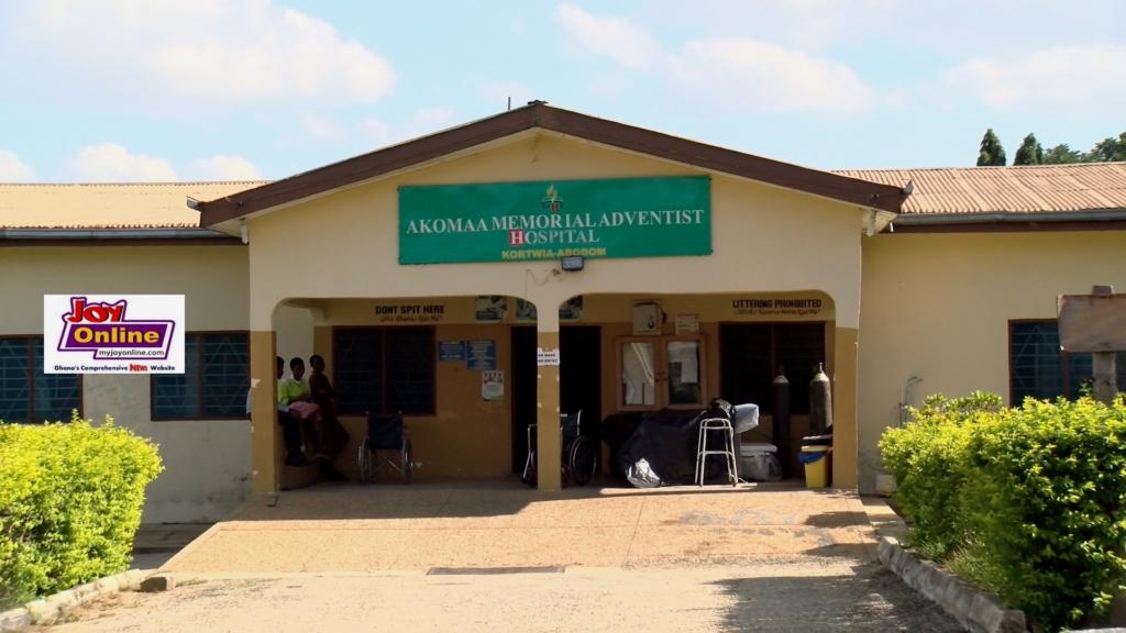 Akomaa Memorial Adventist Hospital www.myjoyonline.com