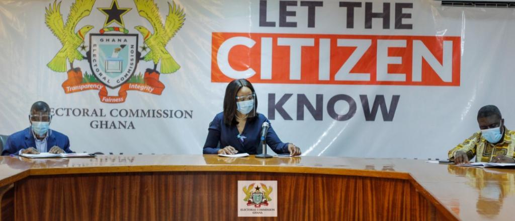 Women make up 51.73% of registered voters – EC reveals