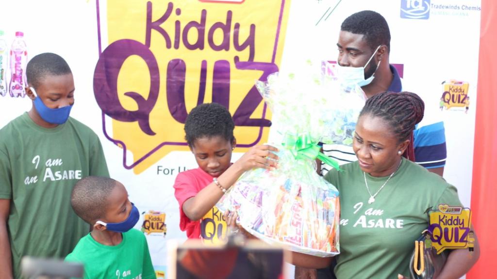 11-year-old Mary-Ann Odoom wins maiden Luv FM Kiddy Quiz