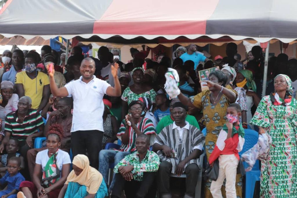 Mahama Oti tour 10