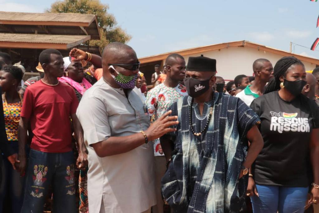 Mahama Oti tour 42