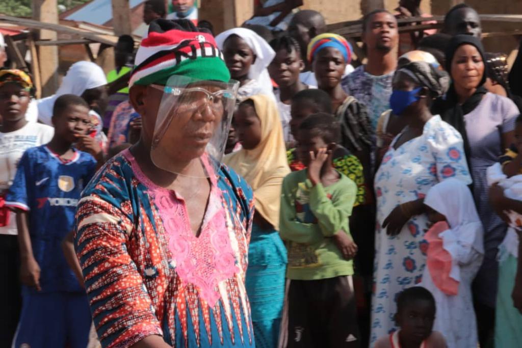 Mahama Oti tour 5