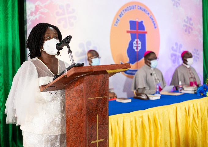 Naana Opoku-Agyemang urged to promote integrity, truthfulness in politics