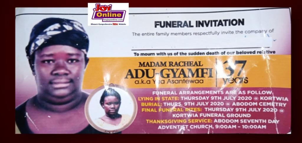 Racheal Adu-Gyamfi www.myjoyonline.com