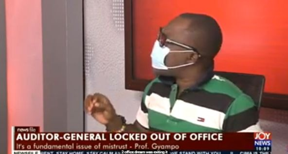 Auditor-General's accumulated leave, lockout saga is fundamental issue of mistrust - Ransford Gyampo