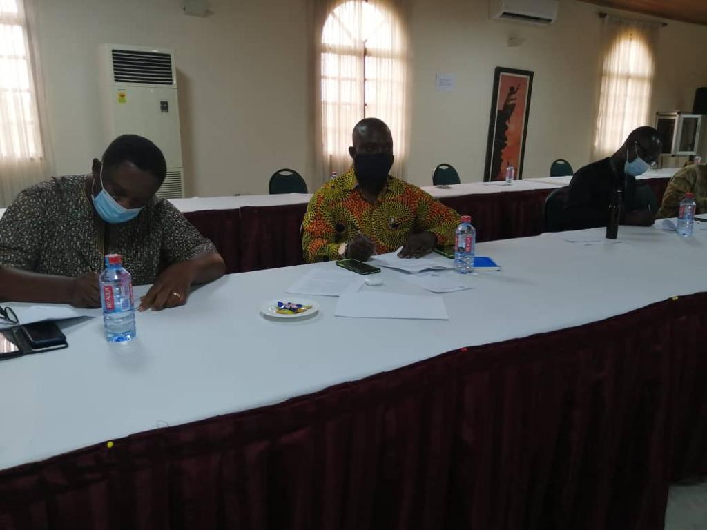 You fail to appreciate the mandate of National Peace Council - Dr Nana S. K Asante to critics