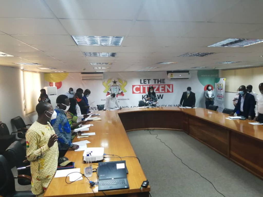 EC sets up Adjudication Review Committee to address multiple voter registration