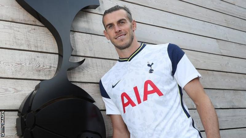Tottenham re-sign Bale from Real Madrid