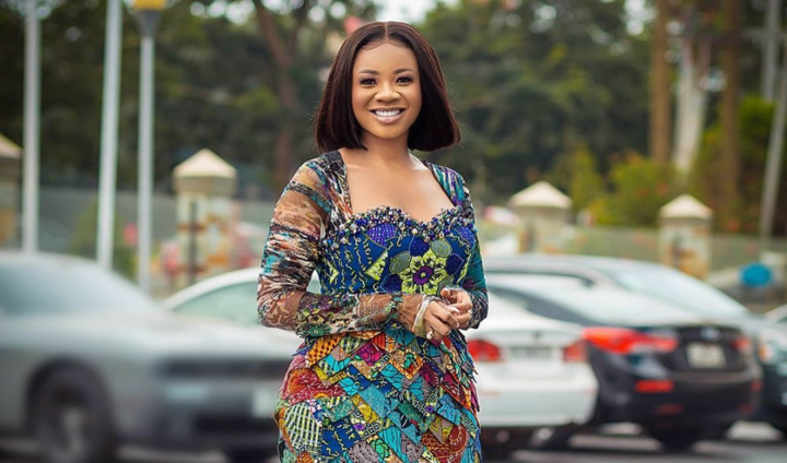 Video: My son got me through challenges in my 20s - Nana