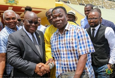 D.K. Poison to receive special WBC title from Akufo-Addo