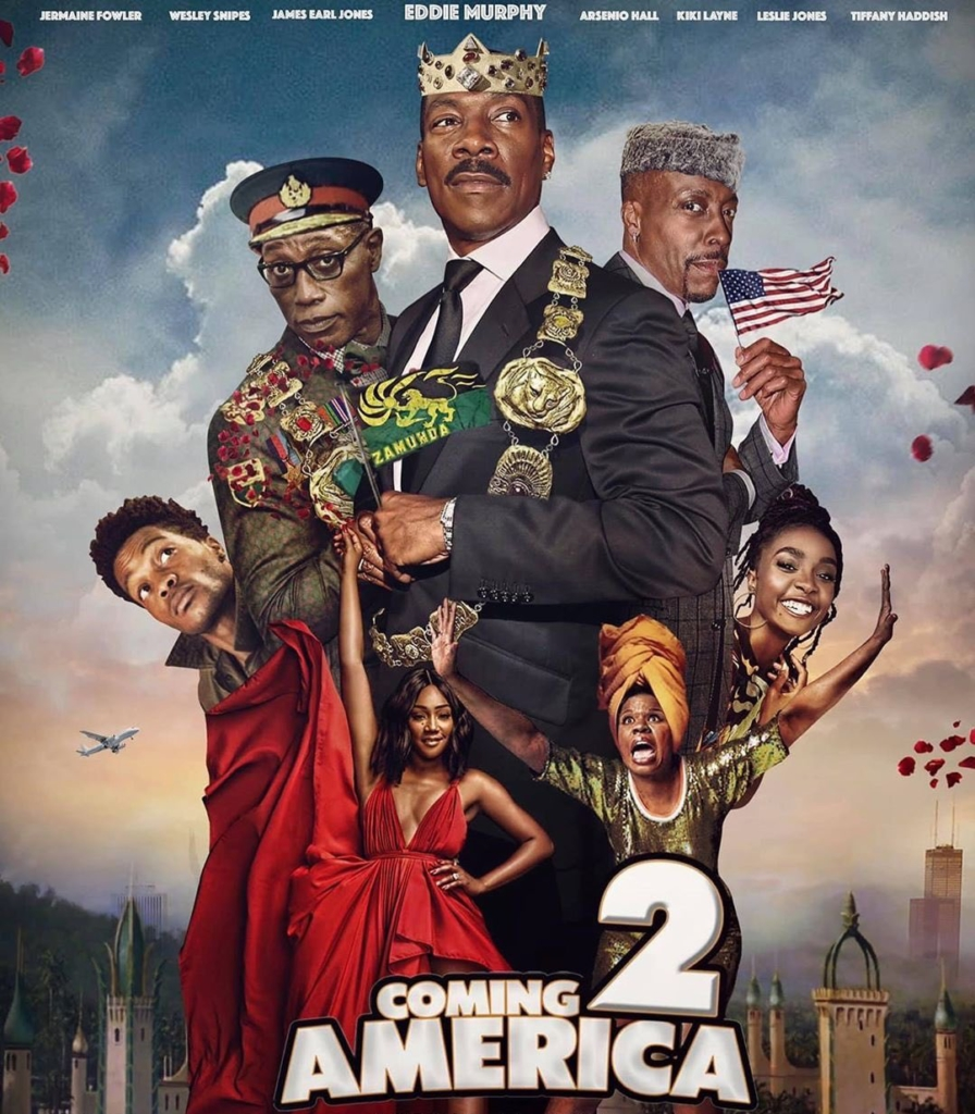 Davido confirms Hollywood debut in 'Coming to America 2'