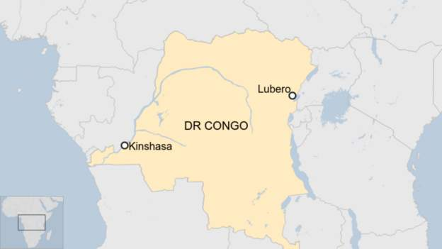 Aid worker shot dead in eastern DR Congo