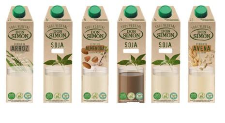 Don Simon introduces range of vegetable milk dairy-free alternatives