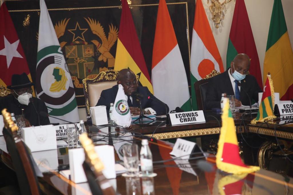 ECOWAS meeting will bring peace to Mali – Akufo-Addo 12