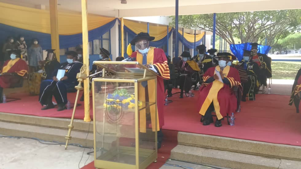 Do not be complacent with skills acquired - Prof Nyarko