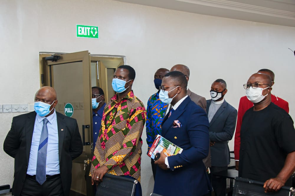 Deputy South African High Commissioner hails friendship with Ghana as he launches Jackson Institute of Innovation and Leadership