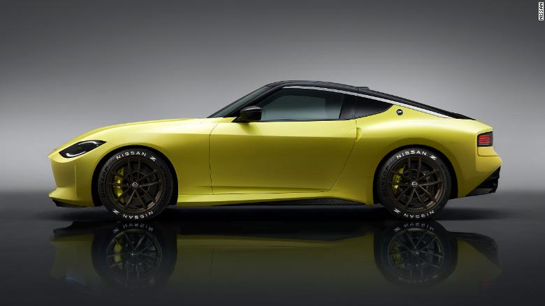 Nissan gives us an early glimpse of its first new Z sports car in over a decade