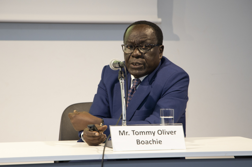 Ghana hails SGCI's role in transforming the country's Science and Technology sector