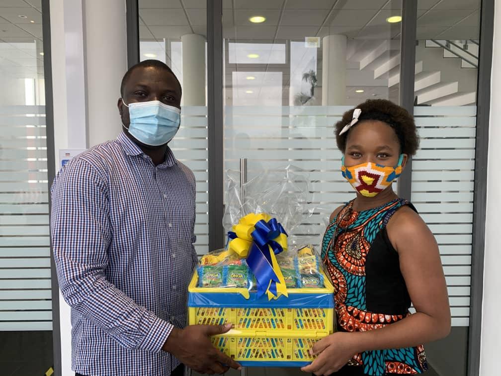 Abigail Hansen, 13, wins ultimate prize for 2020 edition of Onga Jollof battle
