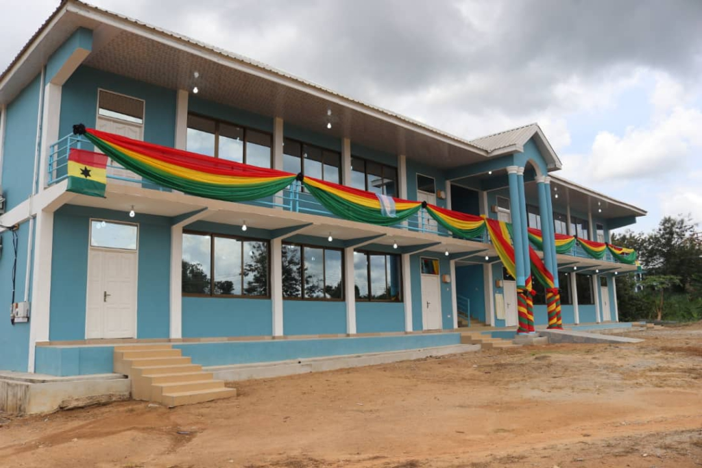 Kinross Chirano commissions science laboratory for Queens SHS to enhance STEM education