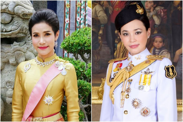 Thai King reinstates his royal consort after declaring her ...