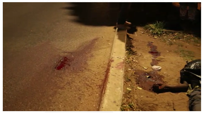 Man allegedly commits suicide at 37 bus stop