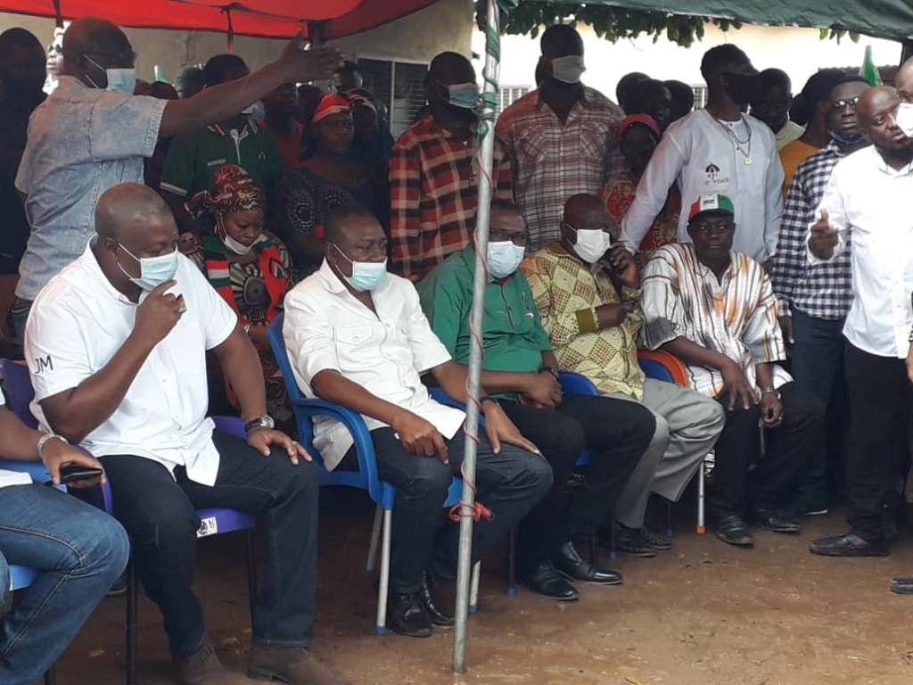 We assure you, we are not ungrateful people – Wa Naa to Mahama