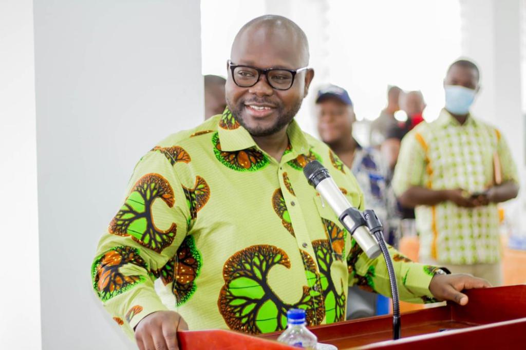 Asenso-Boakye engages pastors in Bantama