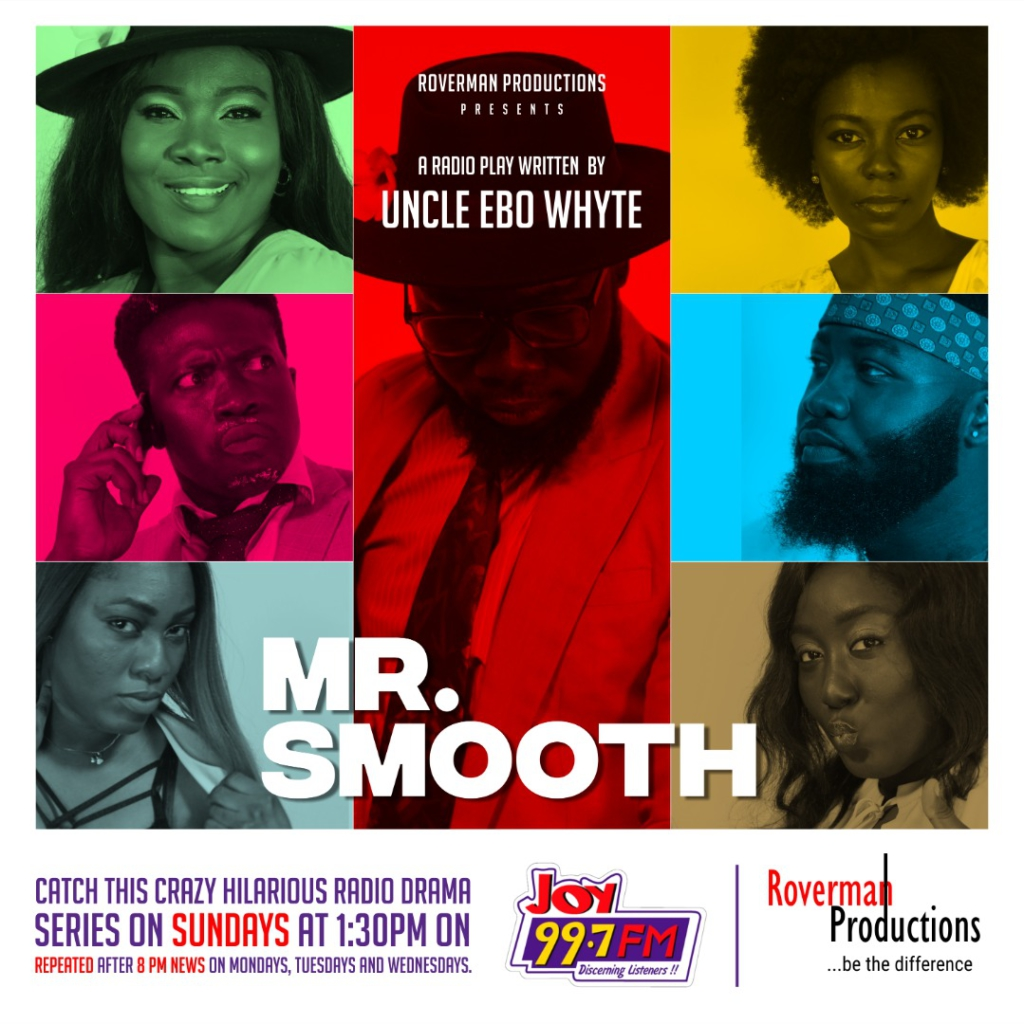 Ebo Whyte play Mr Smooth