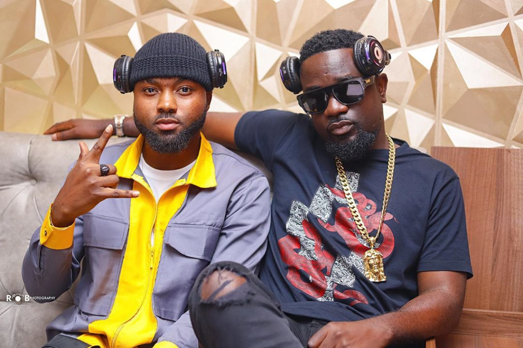 Young artists should create their own music style - Sarkodie