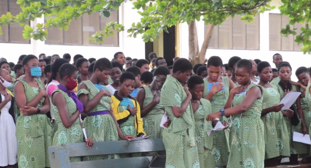 Graduating students of Kadjebi-Asato SHS urged to be good ambassadors