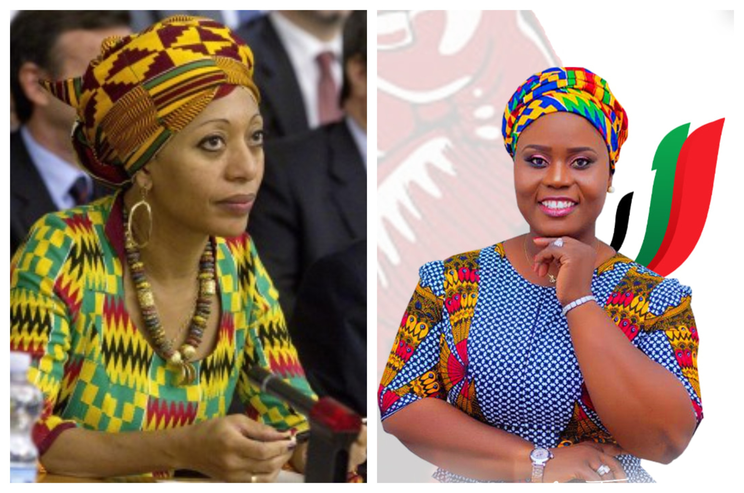 Samia Nkrumah disappointed the people of Jomoro - NDC Parliamentary candidate