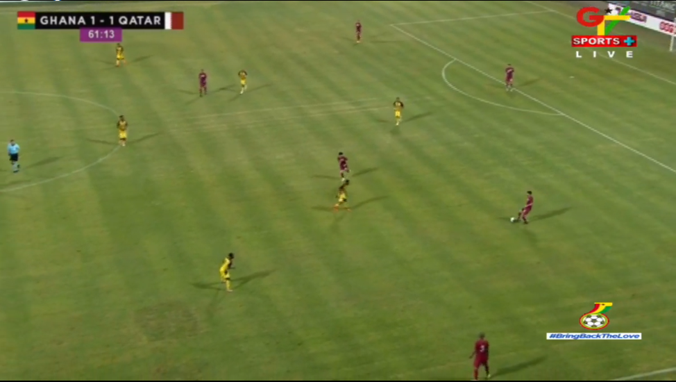 Tactical Analysis: How Ghana moved from 0 shots on target against Mali to 12 against Qatar