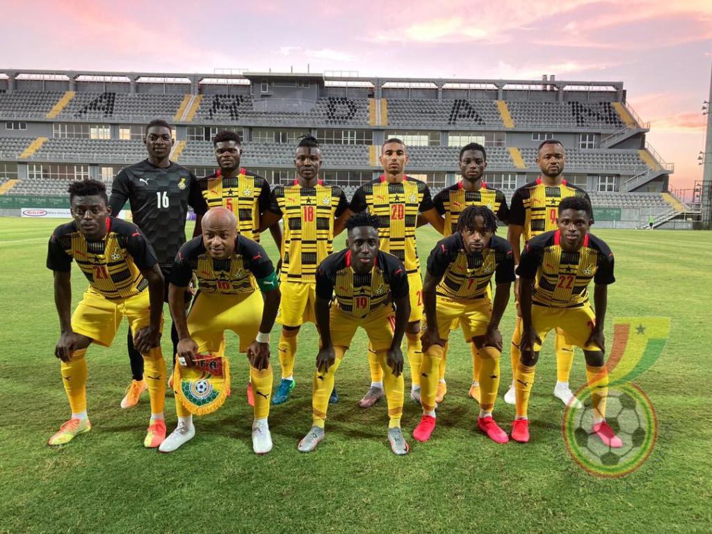 Ghana 5-1 Qatar: 5 talking points from Black Stars impressive win