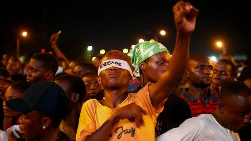 Nigeria Sars protest: The misinformation circulating online