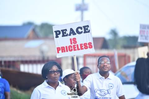 """Church of Pentecost launches ''Agents of Peace Campaign 2020"""" in Agormanya"""