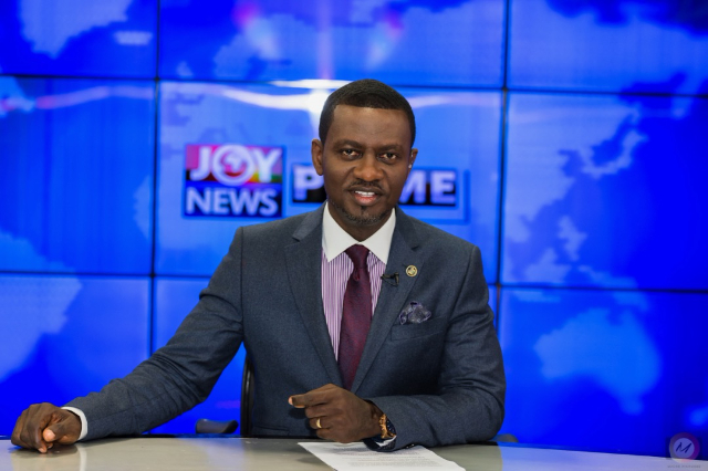 My perspective in life changed after reading Carnegie's 'How to win friends and influence people' – Israel Laryea
