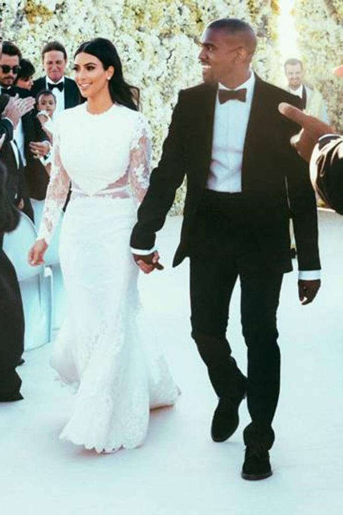 Celebrity weddings that will make you feel all warm and fuzzy inside including Scarlett Johansson's low-key affair